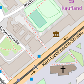 Seminarlocation auf Karte