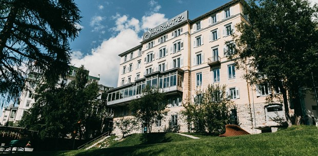 Tagungshotels - Art der Location: Eventlocation - Rheintal / Flims - Seminarhotel SARATZ & Kongress- und Kulturzentrum Pontresina