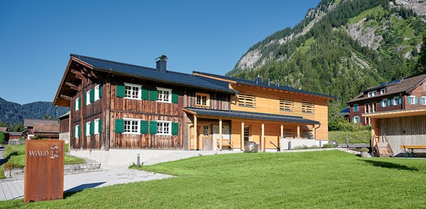 Tagungshotels - Art der Location: Eventlocation - Alpenregion Bludenz - Wald 12 Ferien- und Seminarhaus