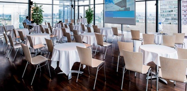 Tagungshotels - Art der Location: Meetingroom - wolke21 im Saturn Tower
