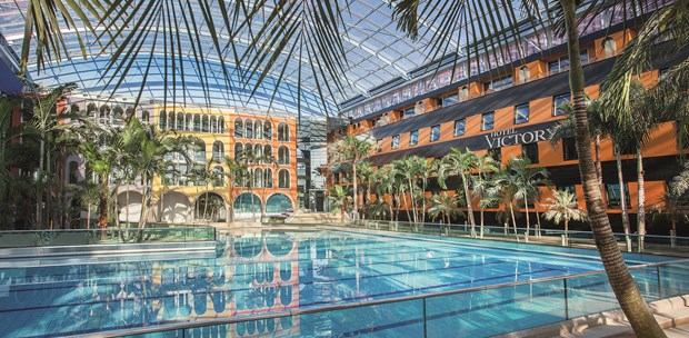 Tagungshotels - Portier: Portier - Hotel Victory Therme Erding