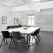 Seminarraum - Pretzel1724 Meetingspace and Terrace